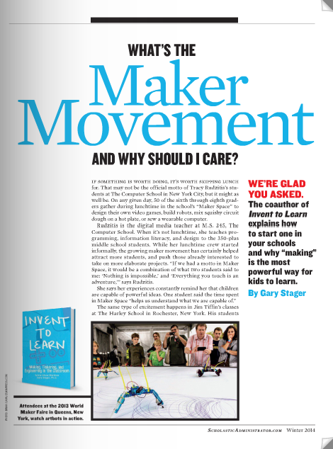 What S The Maker Movement And Why Should I Care